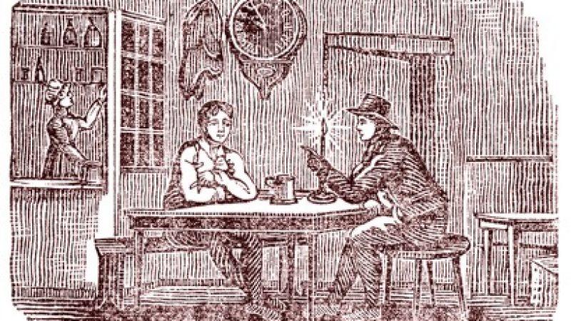Two men_Tavern