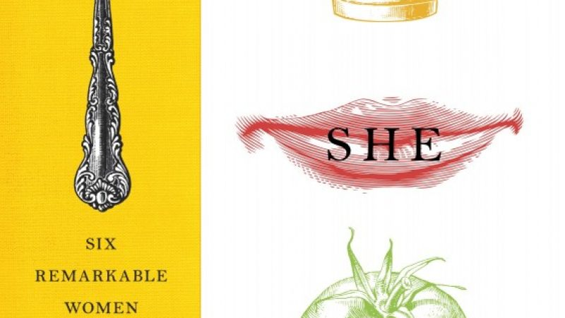 What She Ate Cover